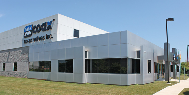 co-ax valves inc. headquarter